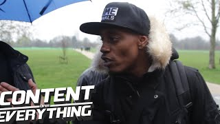 Killa P - On Reasons & Effects Behind The Youth Killings | Speakers Corner Hyde Park