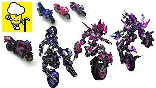 Transformer movie Arcee Chromia Elita-1 studio series 52 SS 52