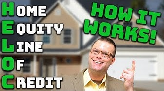 How a Home Equity Line of Credit Works!