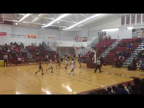 David Hearns (18/Hazel Park) Motor City Roundball Classic Highlights