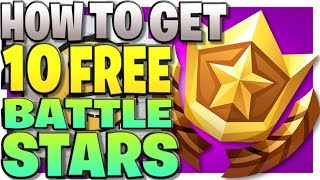 "Fortnite Battle Royale HIDDEN Challenge: Quiet On The Set"" Secret- How To Get 10 Free Battle Stars"