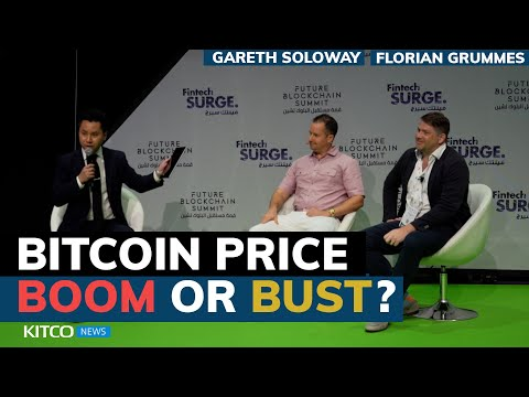 Bitcoin price is about to go parabolic, but towards $100k or $20k? Soloway and Grummes