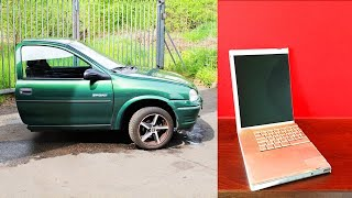 Husband Gives Unfaithful Ex Wife Half Of Everything They Owned – Literally… LOL
