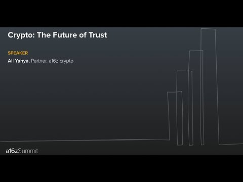 The End of Centralization (and the Future of Trust)