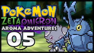 Pokémon Zeta & Omicron S2 - Episode 5 | NeverEnding Forest!