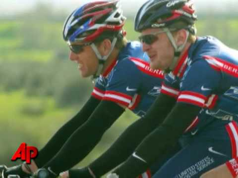 Report: Landis Admits Doping, Accuses Armstrong