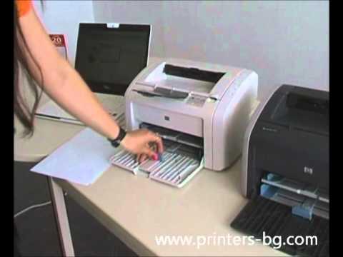 Драйвер hp для p1010 принтера