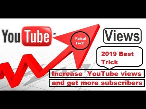 software to increase views on youtube free