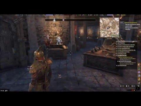The Elder Scrolls Online Orsinium [052] Nuzavas Amboss, Dwemerlicht, Torques von Baloth Bluthauer