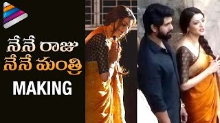 Rana's NENE RAJU NENE MANTRI Movie Making | Kajal Aggarwal | Catherine | Navdeep | Telugu Filmnagar