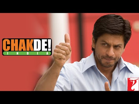 chak de india shahrukh khan