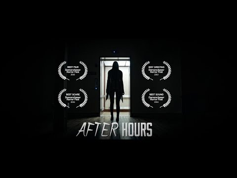 'After Hours'  Scary Short Film, Winner of 5 Festival Awards