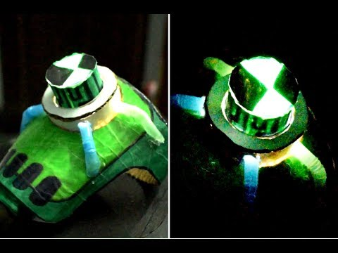 how to make Ben 10  omnitrix - Omniverse ultimatrix | with paper  | omnitrix  DIY