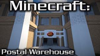 Let's Build: A Postal Warehouse Ep3 -