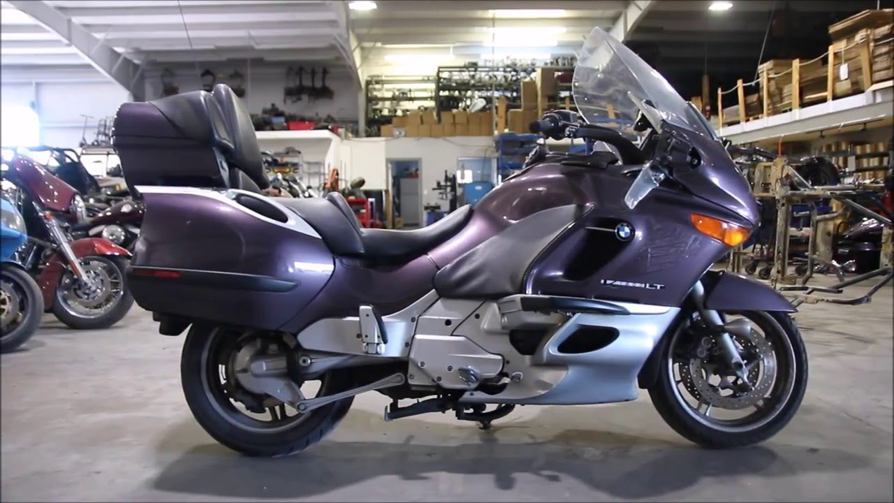 2001 BMW K1200LT Used Parts - YouTube