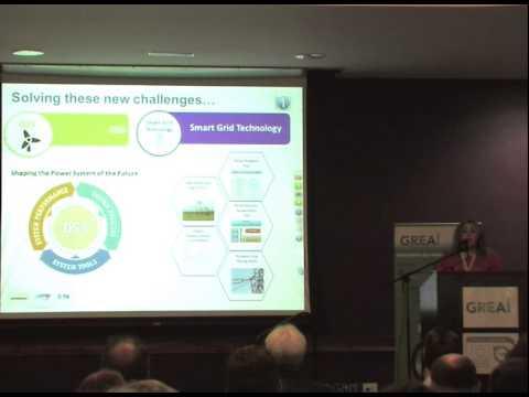 Doireann Barry, Smart Grid Manager, EIRGRID
