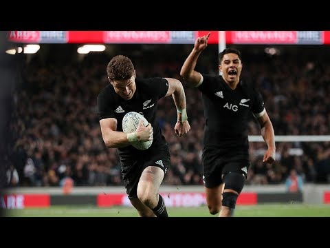 HIGHLIGHTS: All Blacks v Australia second Test – 2018