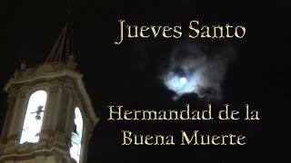 Hdad de la Buena Muerte Jueves Santo 2016 Salida (Hollywood Huelva)