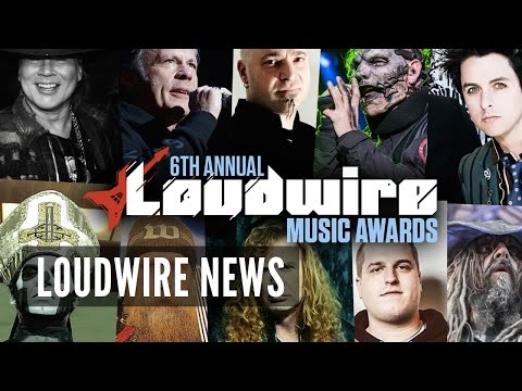 6th Annual Loudwire Music Awards Nominees Revealed