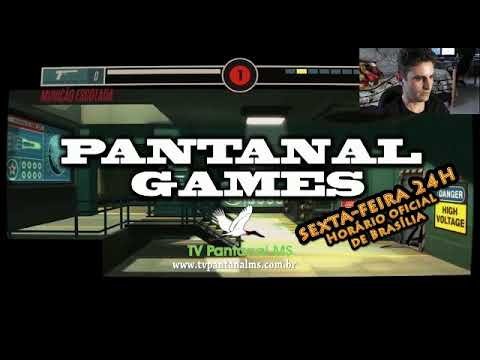 CHAMADA PROGRAMA PANTANAL GAMES DA TV Pantanal MS