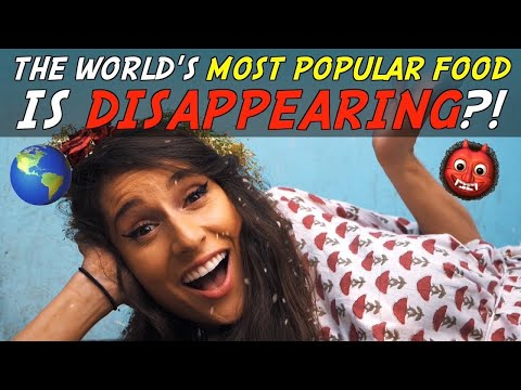 What's happening to.... The World's Most POPULAR food?