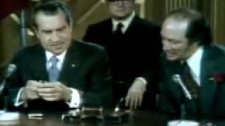 Nixon, Trudeau sign water quality agreement- April 15,1972