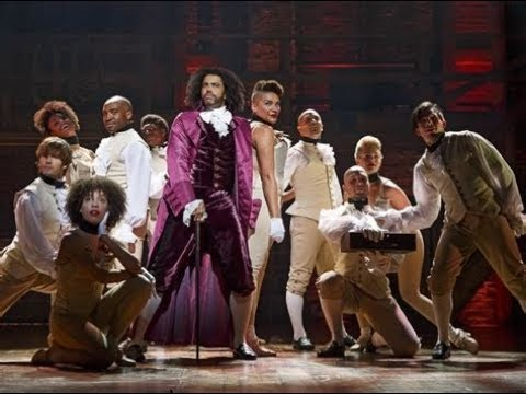 """""""Hamilton"""" Is Life–changing!  (Brendan Kiley, The Seattle Times)"""