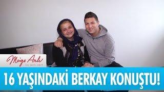 16 yaşındaki Berkay konuştu - Müge Anlı İle Tatlı Sert 3 Nisan 2018