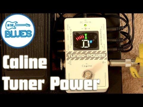 Caline Tuner Power Guitar Tuner