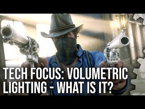 [4K] Tech Focus: Volumetric Lighting - God Rays, Atmospheric/ Fog Rendering, & More Explained!
