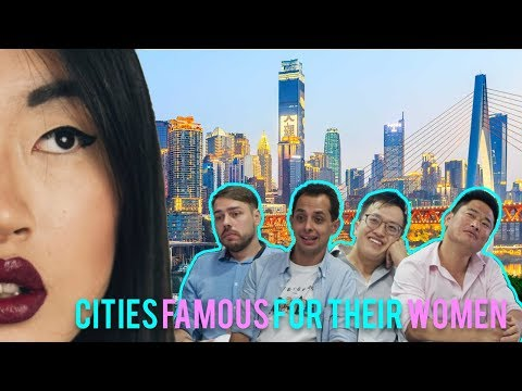 Every City in China Is Famous For Beautiful Women