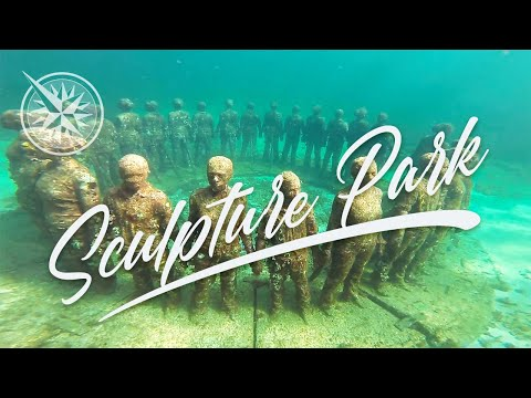 Diving into Magic at The Molinere Underwater Sculpture Park, Grenada