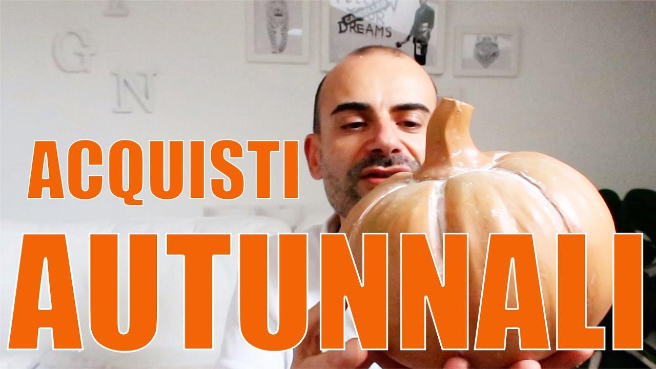 #Vlog PRIMI ACQUISTI AUTUNNALI - SPESA SANA - VLOG