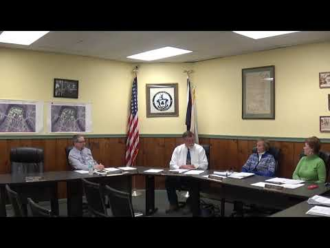 Champlain Village Board Meeting  2-11-19