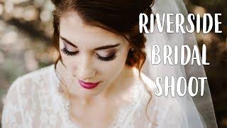 Riverside Bridal Shoot