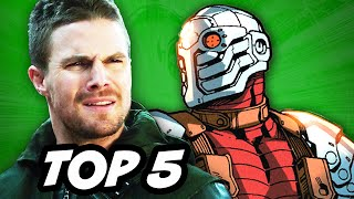 Arrow Season 3 Episode 17 and Suicide Squad Explained