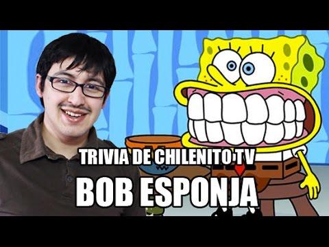 ¿Cuánto sabes de Bob Esponja? Trivia de Chilenito TV