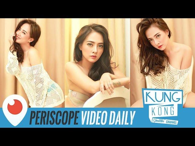 Hi.. Snapchat Eh! Periscope | PERISCOPE DAILY #3 (GLEYDISCHA SRI RAHMAN)