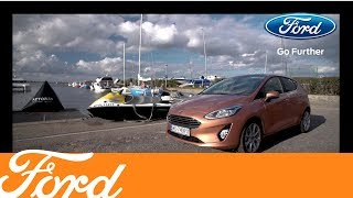 Fiesta Kite Challenge - relacja wideo | Ford Polska