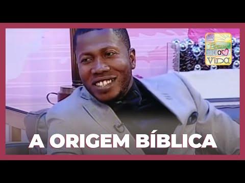 A origem bíblica do povo Africano e o seu sofrimento (22/11/2013)