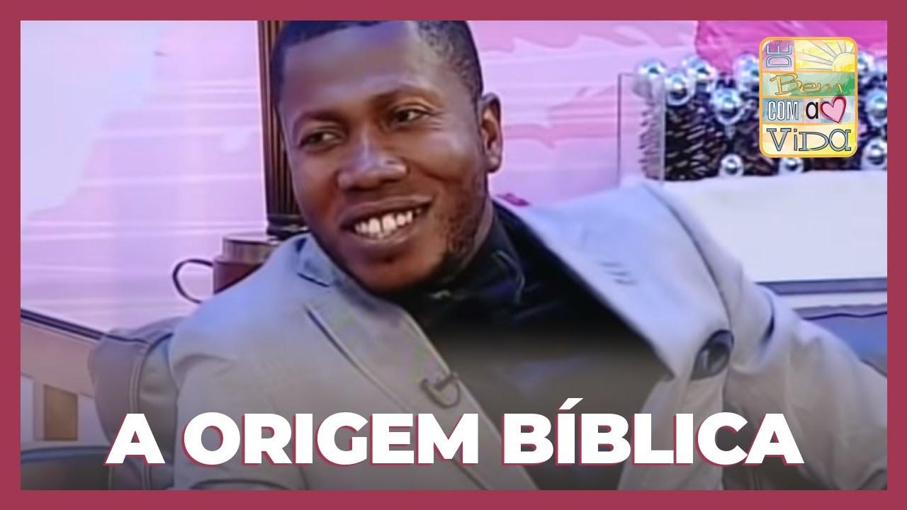 A origem bíblica do povo Africano e o seu sofrimento