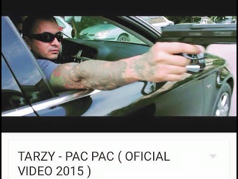 TARZY - PAC PAC ( OFICIAL VIDEO )