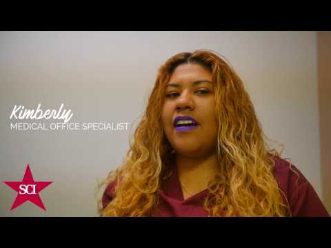 Meet Kimberly! A Medical Office Assistant Grad!