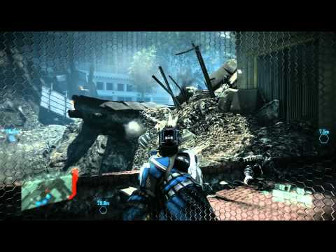 Crysis 2 / DX11 Ultra Upgrade / High Res Textures / Gameplay 1080p HD