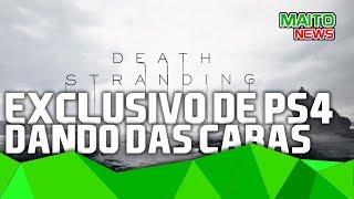 DEATH STRANDING terá painel na Tokyo Game Show e futuro da série SPLINTER CELL