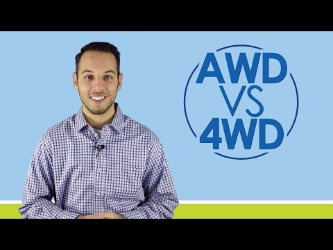 AWD vs 4WD | You Auto Know