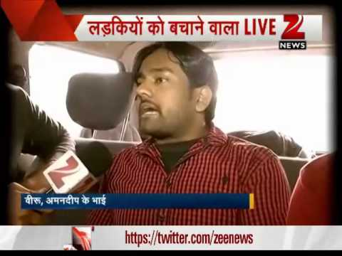 Meet Delhi's real hero Amandeep who saves the life of two girls