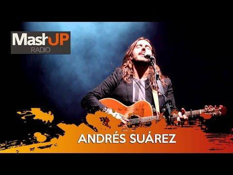 ANDRÉS SUÁREZ en Cabina de Mashup Radio