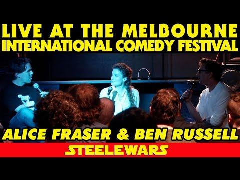 Steele Wars Live with Comedian...