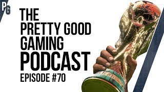'Addictive' Games, Mobile Games + Ultimate system-selling Games   Pretty Good Gaming Podcast #70
